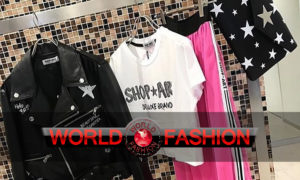 World Fashion di Montalto Uffugo presenta i saldi di Shop Art